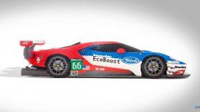 El Lego que llegó a Le Mans