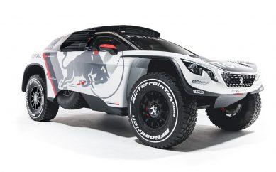 Nuevo Peugeot 3008 DKR: Rumbo al Dakar 2017