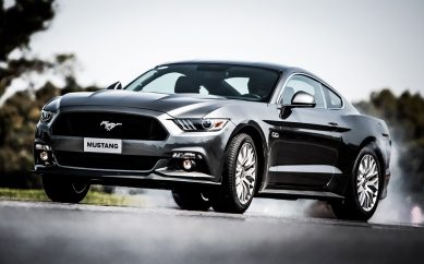 Bienvenido Mustang