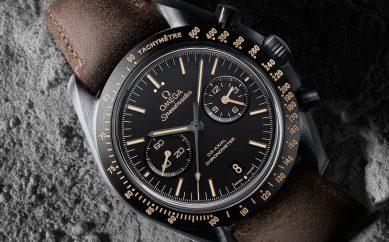 OMEGA Speedmaster Moonwatch Vintage Black