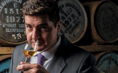 Un señor embajador para un señor whisky
