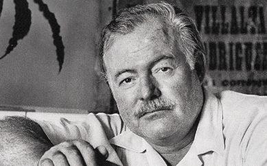 Hemingway: un escritor aventurero y seductor
