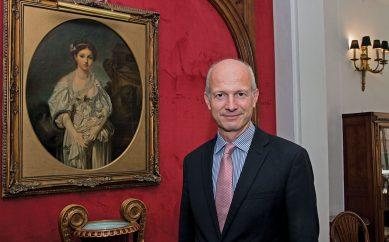 Hervé Barbaret, embajador del lujo del futuro