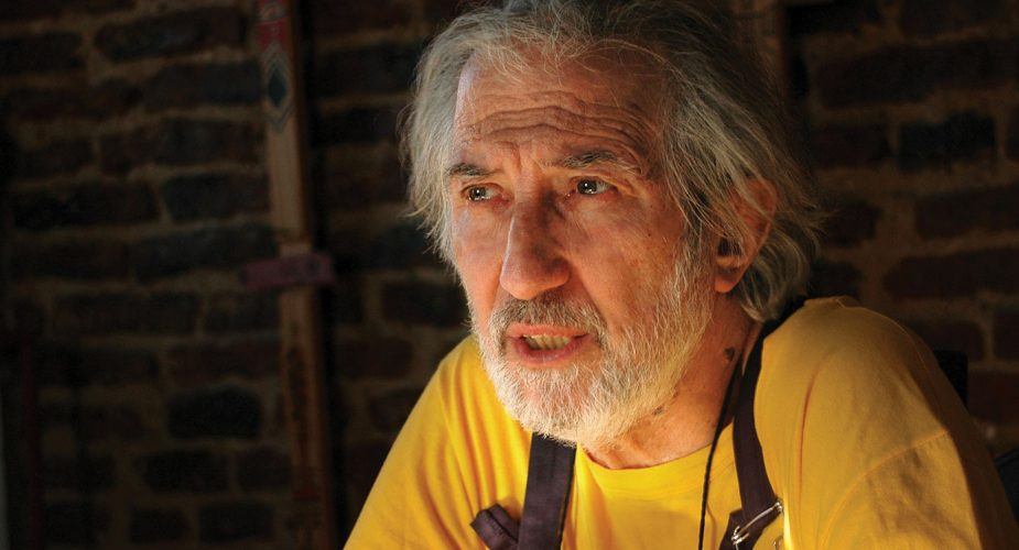 Adolfo Nigro, pintor a toda costa