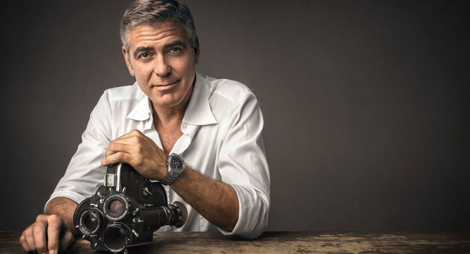George Clooney recibió un Premio César Honorario