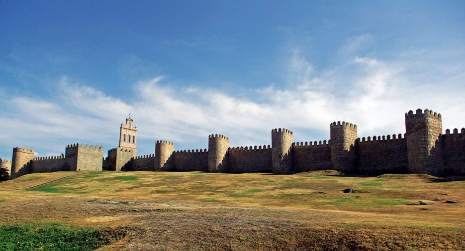 Muralla de Ávila, Patrimonio de la Humanidad
