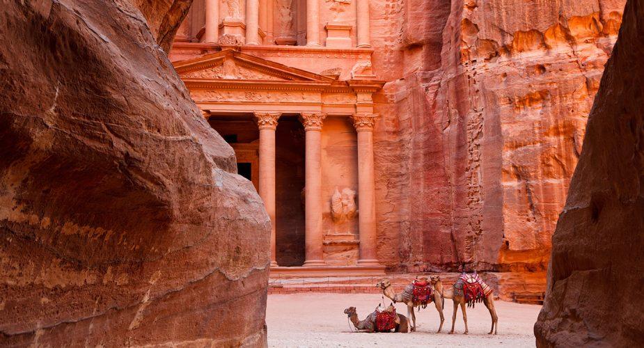 Misterios de Petra, la ciudad oculta en el desierto