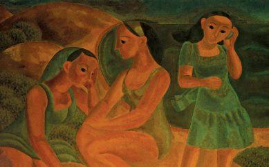 Norah Borges, creadora de ángeles
