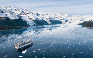 Un crucero por el gran continente blanco