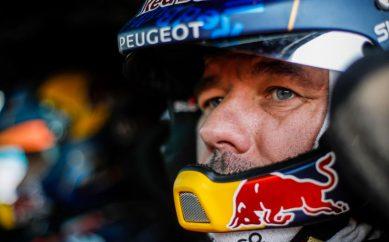 Peugeot en el Rally de Marruecos