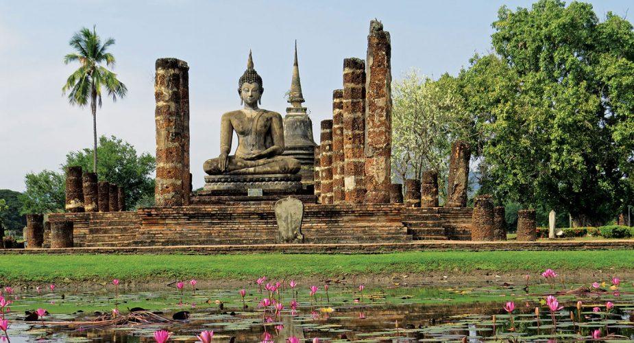 Sukhothai, la edad dorada de Tailandia