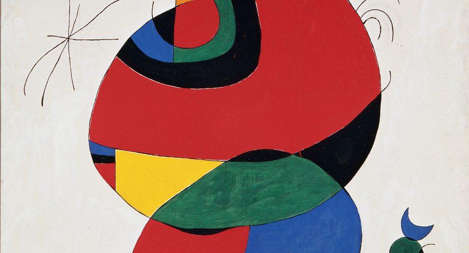 Joan Miró, genuina irreverencia