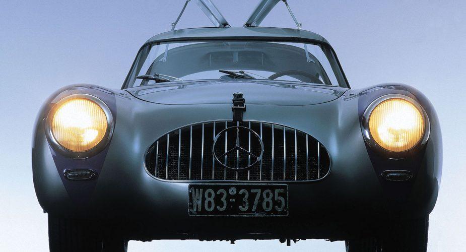 Mercedes-Benz 300 SL: Las alas de la gaviota