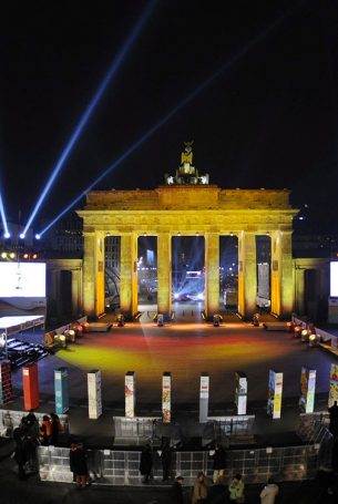 El Muro de Berlín, un cuarto de siglo después