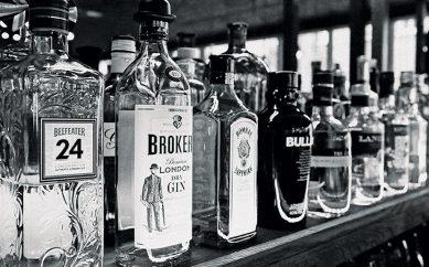 Gin, un clásico favorito de las barras
