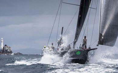 La aventura de desafiar al océano y a la mensura del tiempo