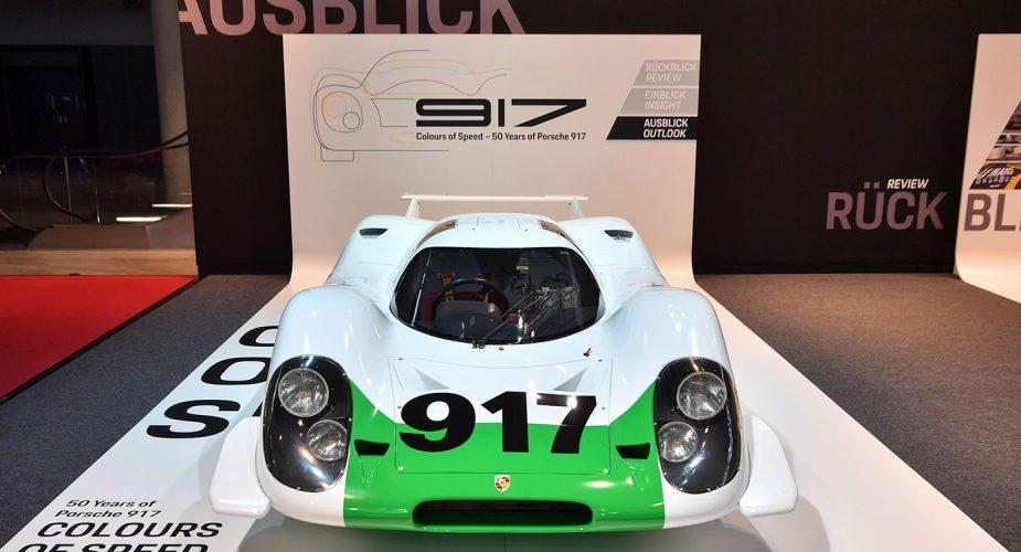 Los 50 años del Porsche 917