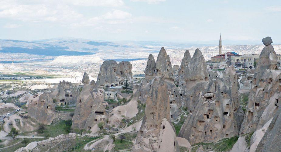 Capadocia: una belleza surrealista