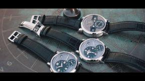 El tiempo según A.Lange & Söhne´s