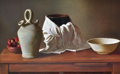 Juan Lascano, pintor de la luz