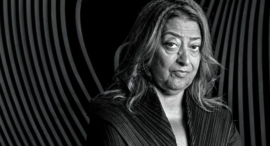 Hadid, la dama de las curvas