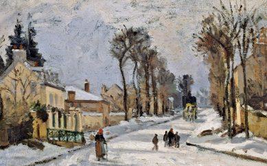 La hora de Camille Pissarro
