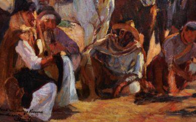 Quirós: El pintor de la patria