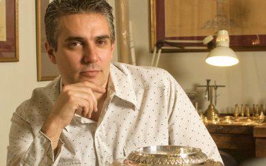 Carlos Pallarols: Orfebre tiempo completo