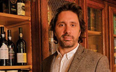 Emiliano Stratico, el embajador de nuestros vinos
