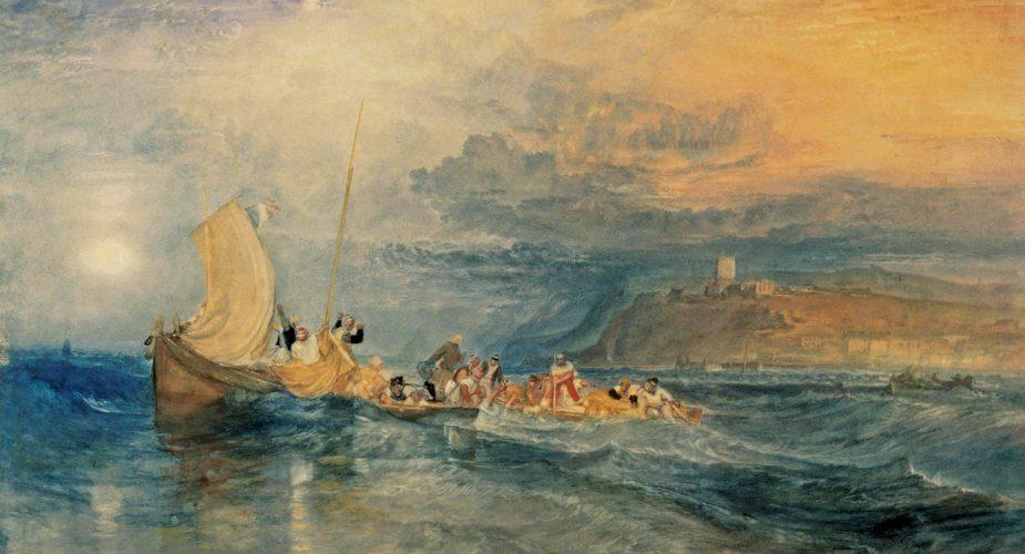 Lujos porteños, las muestras de Turner y Calder