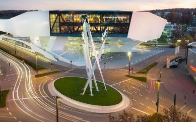 Museo Porsche: Décimo aniversario
